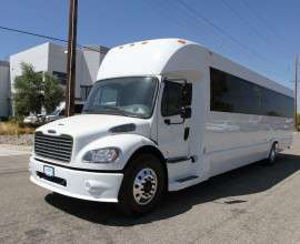 Freightliner Coach Limo Style
